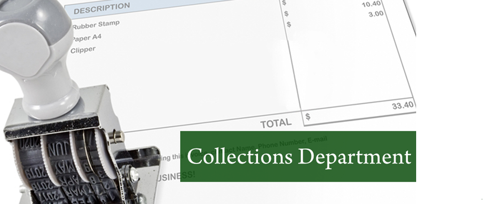 condo collections department